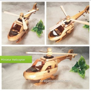 Handy Craft Miniatur Helikopter (MAT30-MAT31)