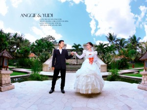 Prewedding Anggie with Orange Art Bimo