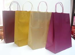 Paper Bag Souvenir dan Handy Craft