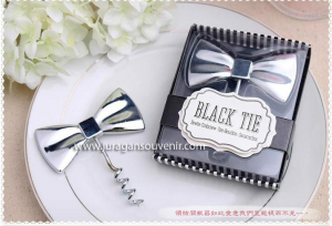Black Tie Bottle Opener