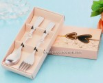 Spoon Fork Pink Packing