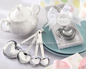 4 pcs spoon set dot packing