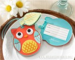 Owl Tag Name Luggage