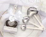 3 pcs Spoon Set White Packing