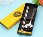 Spoon and Chopstick Yellow Packing