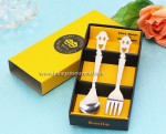 Spoon and Fork Yellow Packing