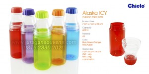 Alaska ICY Hydration Water Bottle Botol