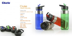 Cruise Hydration Water Bottle Botol