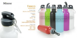Fresco Stainless Bottle Botol