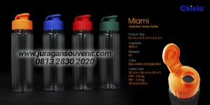 Miami Hydration Water Bottle Botol