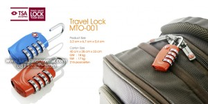 Travel Lock MTO-001