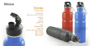 Raider Stainless Bottle
