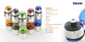 Astro Hydration Water Botlle