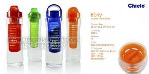 Berry Infused Water Bottle Botol